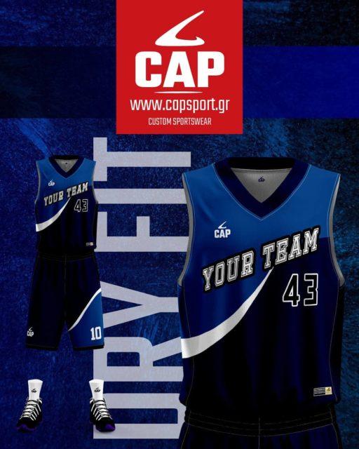 Ψάχνετε μοναδικές στολές μπάσκετ για να εντυπωσιάσετε στη νέα σεζόν;🔝🏀   Ελάτε να σχεδιάσουμε μαζί την αθλητική εμφάνιση της ομάδας σας! 🔥 💯   https://www.capsport.gr/product-category/basket/   #capsport #sportswear #customteamwear #basketball #sublimated #dryfit #oekotex #customdesign