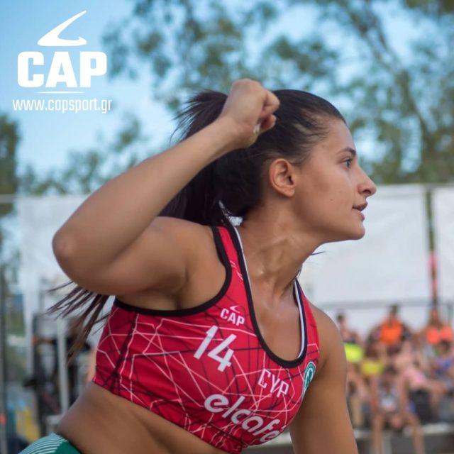 You are the only one who can limit your greatness. 💪  #capsport #collaborations #beachhandball #customsportswear