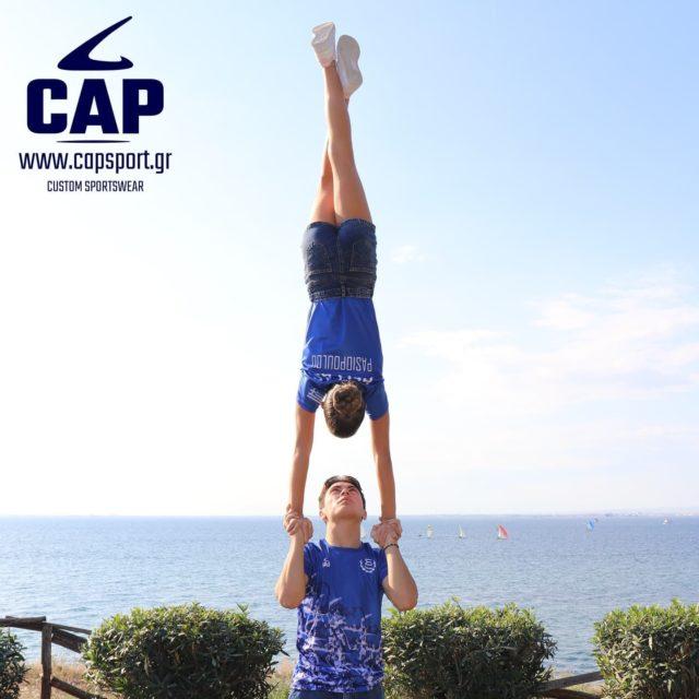 🇬🇷 Ευχόμαστε καλή επιτυχία στους αθλητές μας, οι οποίοι θα εκπροσωπήσουν τη χώρα μας στο Ευρωπαϊκό Πρωτάθλημα Ακροβατικής Γυμναστικής 2021 στο Πέζαρο της Ιταλίας! 👏✌  #capsport #customsportswear #acrobaticgymnastics #acro #gymnastics #greekteam #hellas