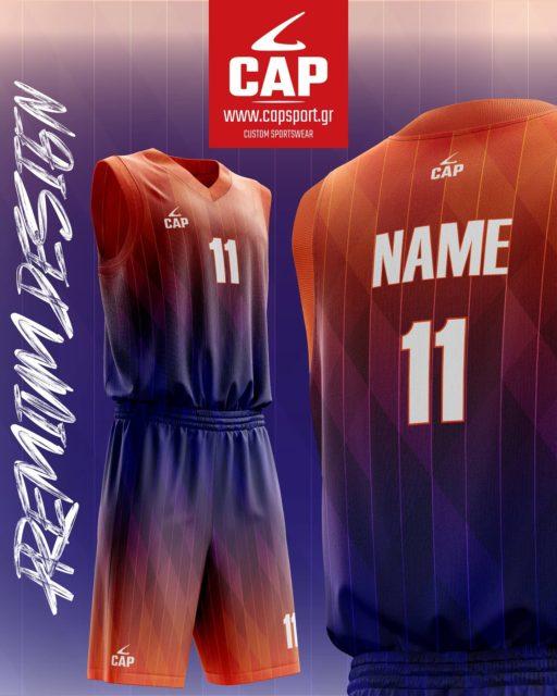 Στην CAP σχεδιάζουμε εντυπωσιακές αθλητικές εμφανίσεις για αυτούς που θέλουν να ξεχωρίζουν σε κάθε γήπεδο! 🏀🔝   📧 Επικοινωνήστε μαζί μας: info@capsport.gr   👉 Ζητήστε μας προσφορά: https://www.capsport.gr/offer-request/  #capsport #basketballteamwear #customsportswear #customdesign #dryfit #sublimated #basketballjersey #athleti