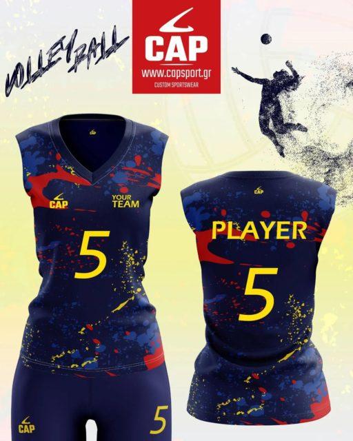 Στην CΑP παρέχουμε την υπηρεσία σχεδιασμού χωρίς χρέωση σε όλους!   Ρωτήστε μας: info@capsport.gr   #capsport #customsportswear #volleyball #volleyballteam #womenvolleyball #digitalclothing #sublimatedsportswear #teamwear