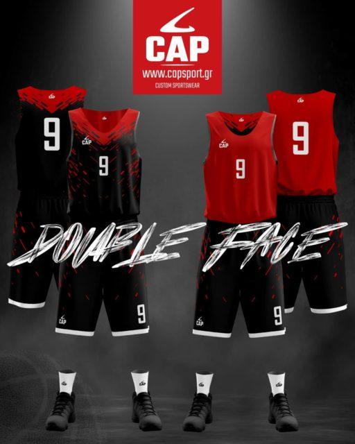 Our Best Seller 💯 Η ιδανική λύση για όλες τις Ακαδημίες Μπάσκετ!  2 στολές σε 1💥   Συνδυάστε την αγωνιστική σας εμφάνιση με την προπονητική, επιλέγοντας το καινοτόμο μονό Double Face υφάσμα της CAP!   Ζητήστε μας προσφορά: https://www.capsport.gr/offer-request/  #capsport #customsportswear #doubleface #basketball #sublimated #teamwork #basketballjersey #customteamwear #sportswear